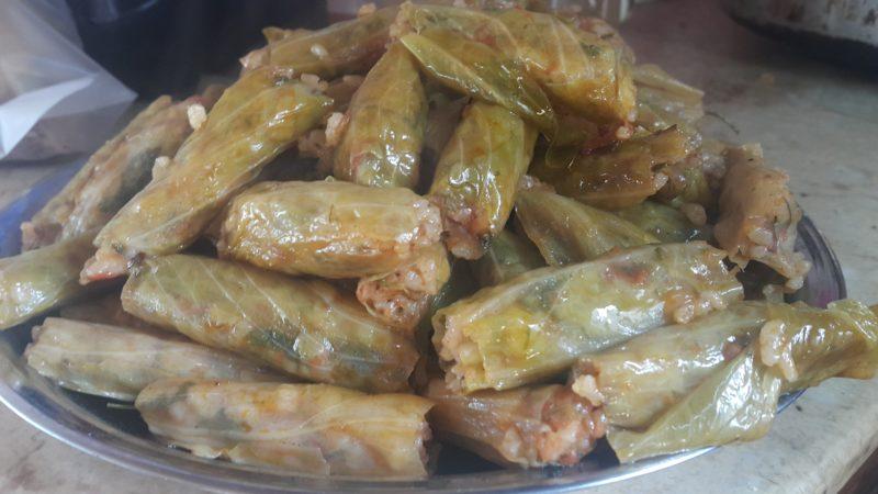 Восточная сарма блюдо вкусное