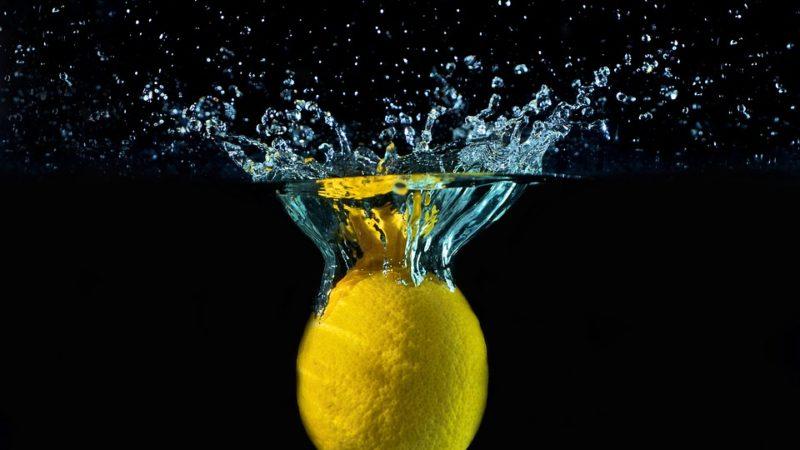 лимон в быту