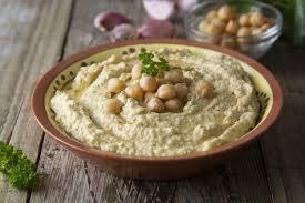 Receita de Homus - pasta árabe de grão-de-bico... | CyberCook