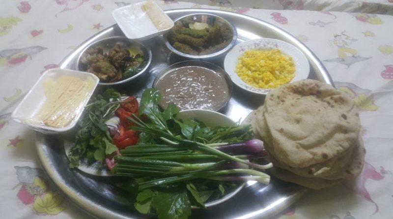 египетский завтрак