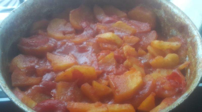 картошку по деревенски