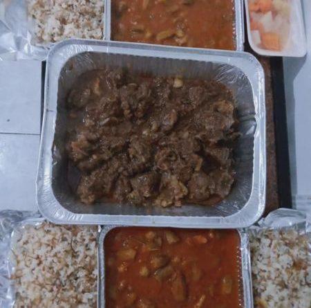 мясо по египетски