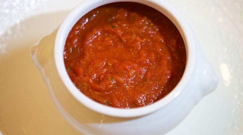 болгарский перец +в томатном соусе